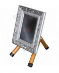 SMOVE MINI MIRROR - kolor srebrny