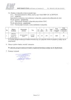 protokół badania 2