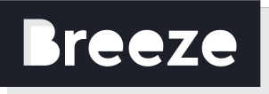 Logo firmy Breeze Systems