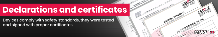 click to read more about declarations and certificates