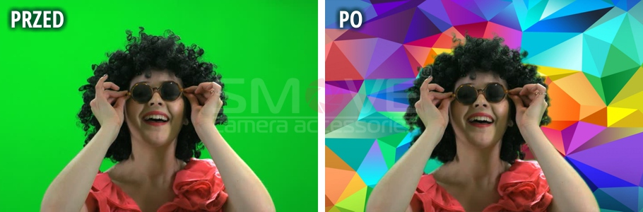 technologia greenscreen