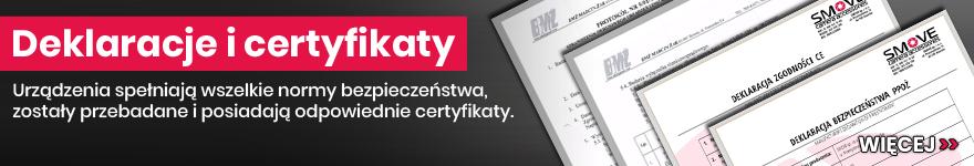 kliknij i przeczytaj więcej o deklaracjach i certyfikatach