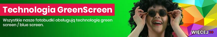kliknij i przeczytaj więcej o technologii greenscreen