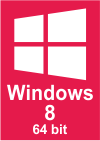 Download Windows 8 64bit driver for CP-D80DW