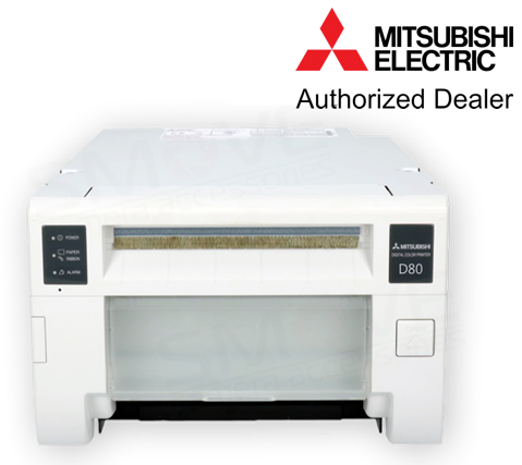 Dye sublimation printer Mitsubishi CP-D80DW