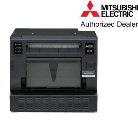 Drukarka termosublimacyjna Mitsubishi D90