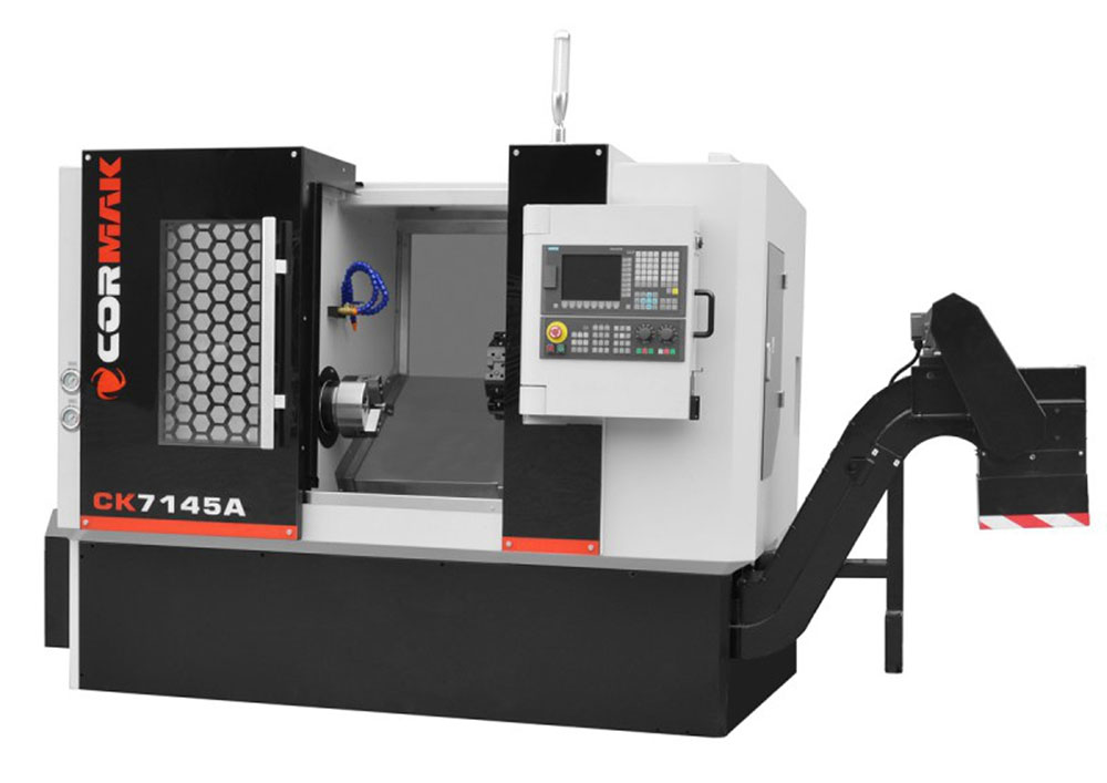 New machine at SMOVE - numerical lathe